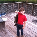 Nice little 4 pounder for Wheels<br /><br />Submitted by: Otto Hough (Tallahassee, FL)